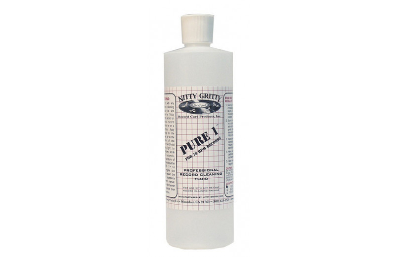 NITTY GRITTY PURE 1 DISC CLEANING LIQUID