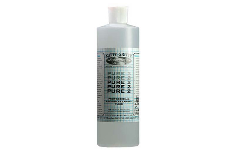 NITTY GRITTY PURE 2 DISC CLEANING LIQUID