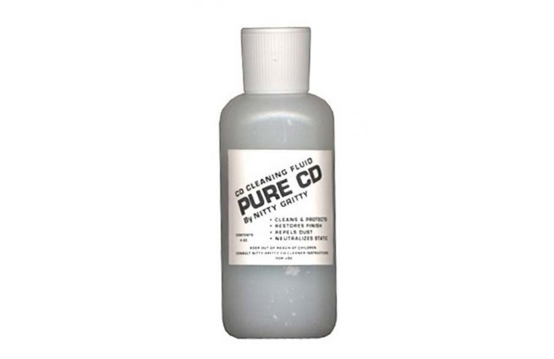NITTY GRITTY PURE CD CLEANING LIQUID