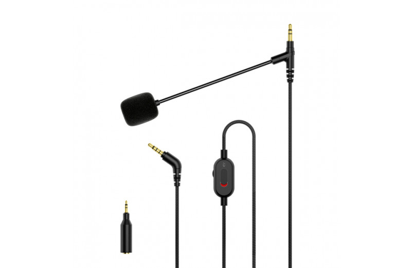 MEE AUDIO CABLE WITH MICRO BOOM MIC