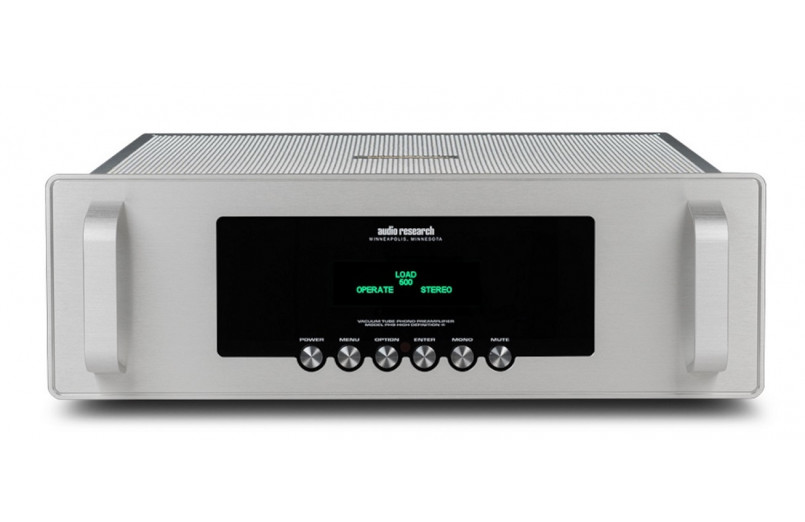 PHONO AUDIO PREVIEW RESEARCH PH9