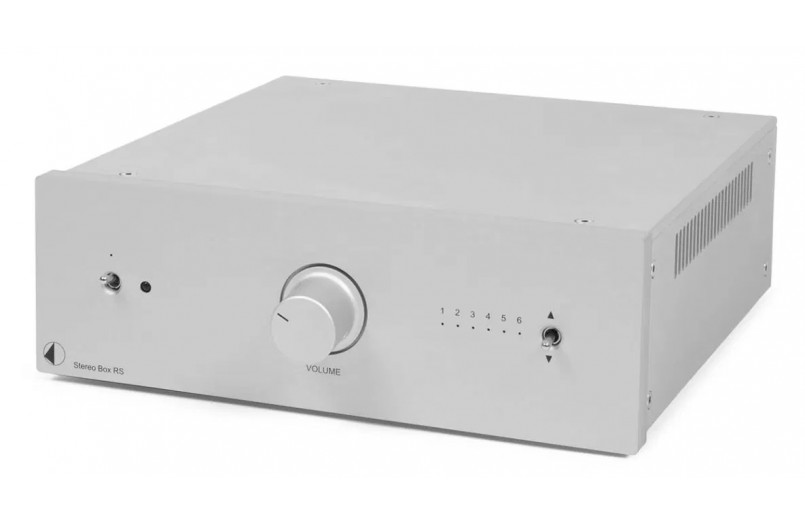PRO-JECT STEREO BOX RS AMPLIFIER