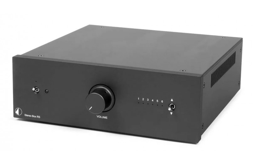 AMPLIFICADOR PRO-JECT STEREO BOX RS