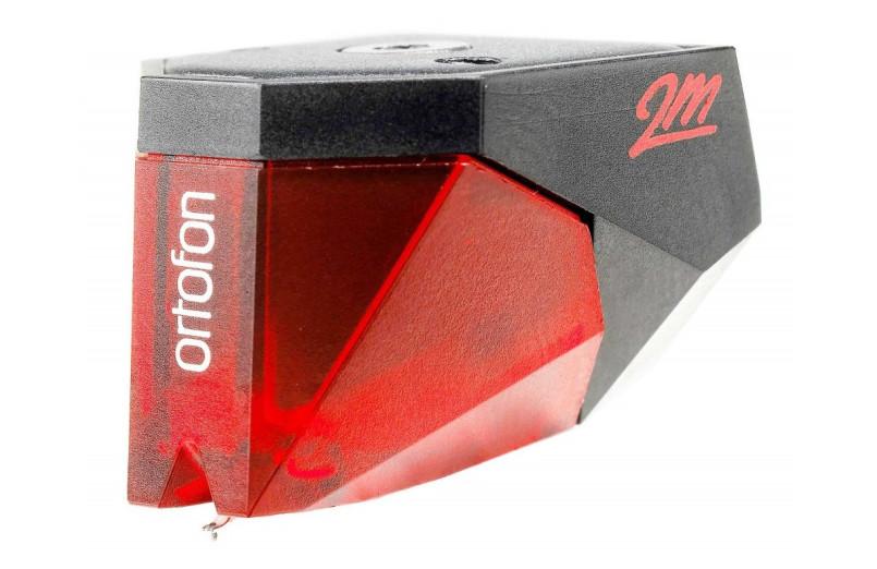 CAPSULE MM ORTOFON 2M RED