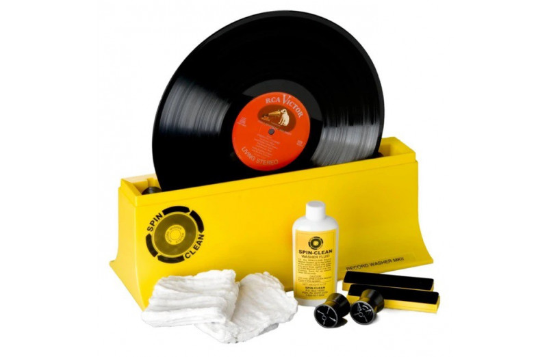 PRO-JECT RECORD WASHER MKII VINYL...