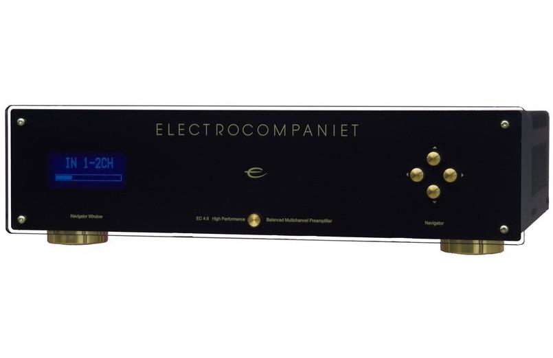 ELECTROCOMPANIET EC 4.9 PREAMPLIFIER