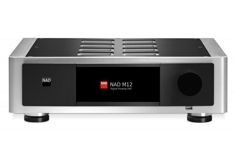PREAMPLIFIER WITH DAC NAD M12