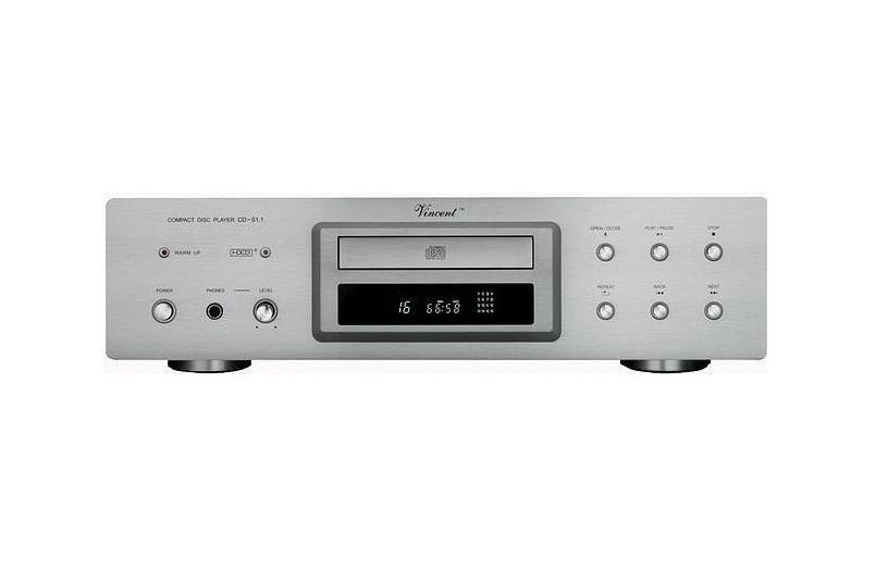 LECTOR CD/DAC VINCENT CD-S1.2