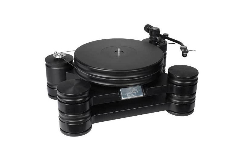 TRANSROTOR DARK STAR REFERENCE TURNTABLE