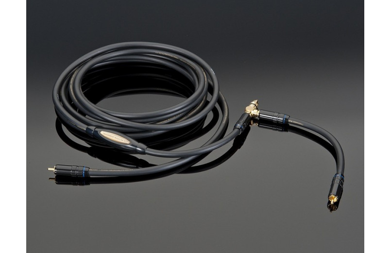 CABLE DE SUBWOOFER TRANSPARENT AUDIO...