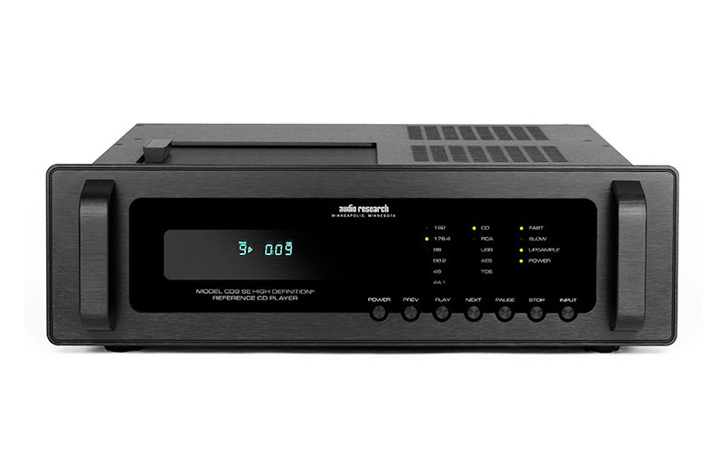 LECTOR CD AUDIO RESEARCH CD6 SE