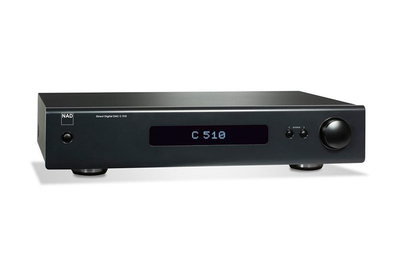 PREAMPLIFIER WITH DAC NAD C510BEE