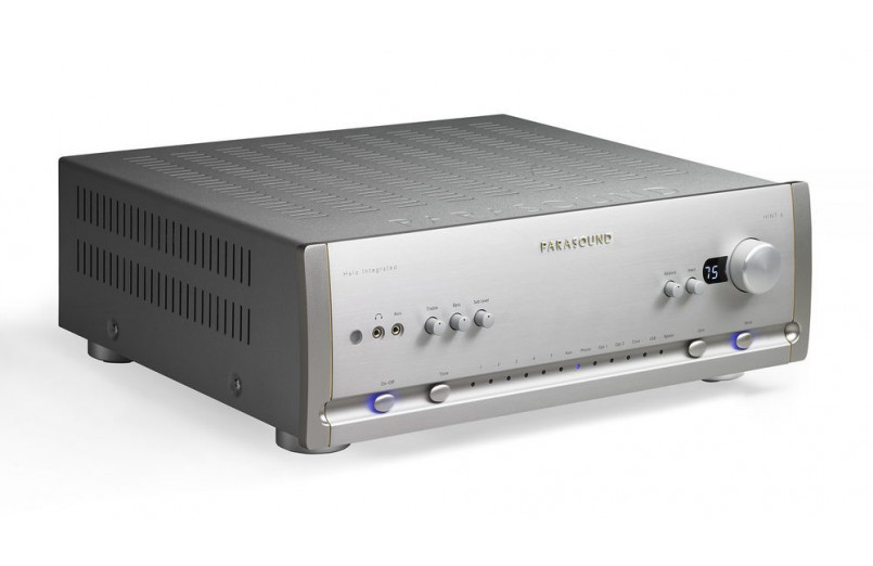 AMPLIFIER WITH DAC PARASOUND HALO HINT 6