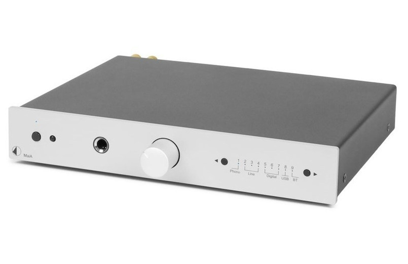 AMPLIFIER WITH DAC PRO-JECT MAIA DS