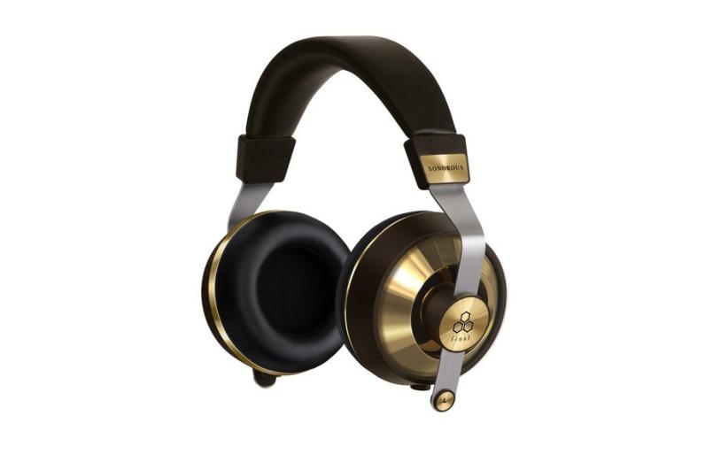 FINAL AUDIO SONOROUS VIII HEADPHONES