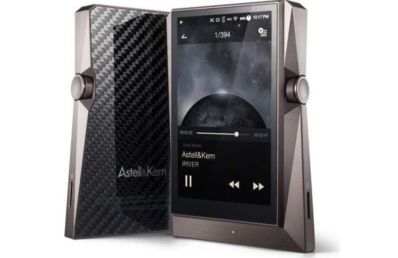 PORTABLE PLAYER ASTELL & KERN AK380