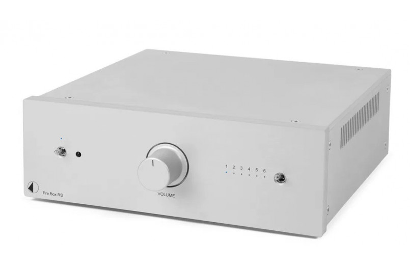 PRO-JECT PRE BOX RS PREAMPLIFIER