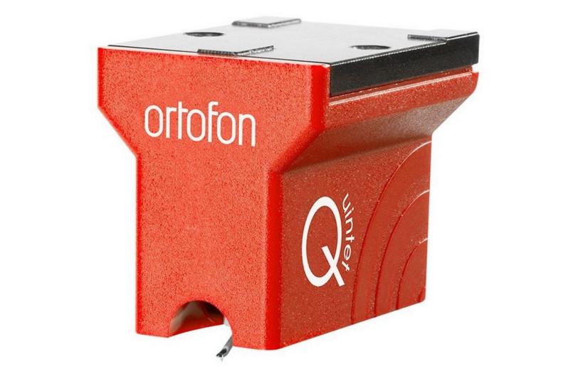 CAPSULA MC ORTOFON QUINTET RED
