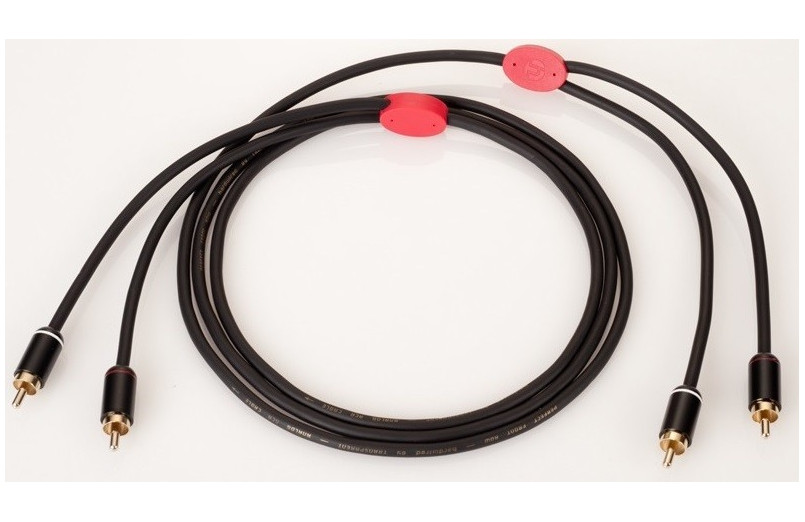RCA CABLE TRANSPARENT AUDIO HARDWIRED...