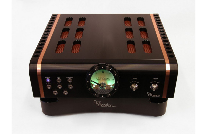 D´AGOSTINO MOMENTUN INTEGRATED AMPLIFIER