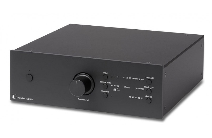 PHONO PRE-JECT PHONO BOX DS2 USB