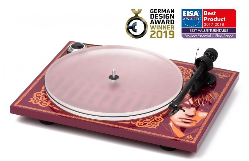 PRO-JECT ESSENTIAL III TURNTABLE...