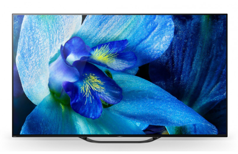 """55 """"TV SONY BRAVIA OLED FWD-55A8G / T"""