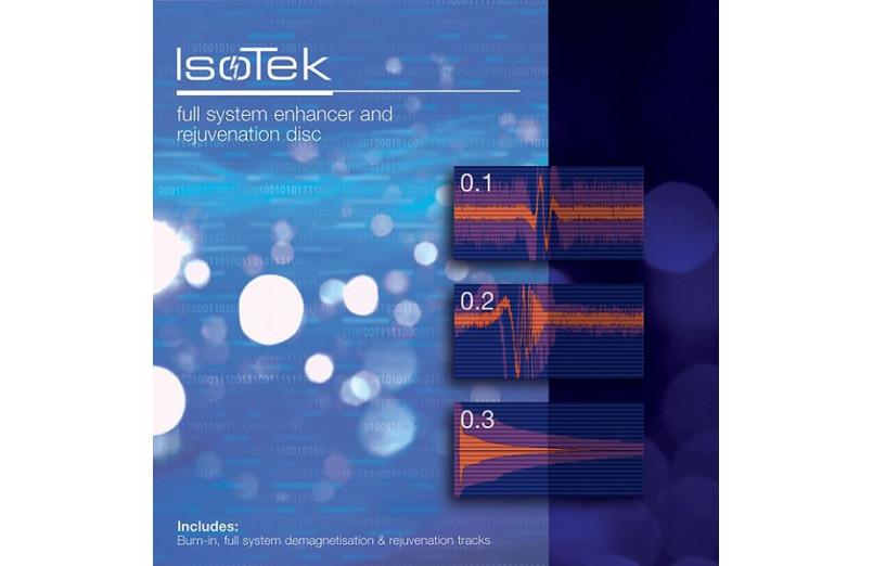 CD DE RODAJE ISOTEK FULLL SYSTEM ENHACER