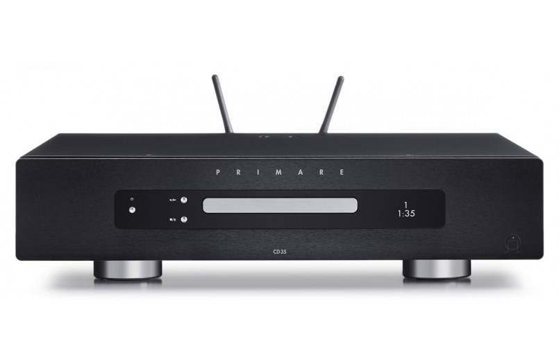 CD PLAYER WITH DAC / STREAMER PRIMARE...