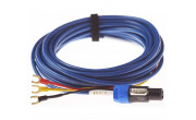 CABLE DE SUBWOOFER REL ACOUSTICS BASS LINE BLUE
