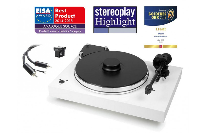 PRO-JECT XTENSION 9 EVO SUPERPACK...