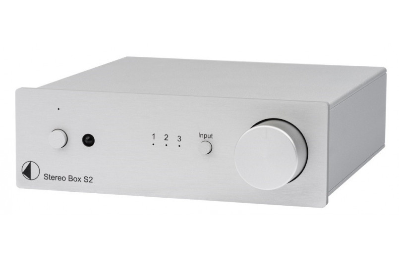 AMPLIFICADOR PRO-JECT STEREO BOX S2