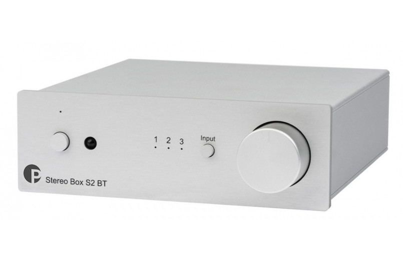 AMPLIFICADOR PRO-JECT STEREO BOX S2 BT