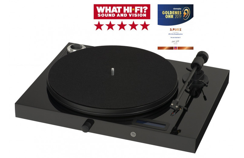 TURNTABLE PRO-JECT JUKE BOX E