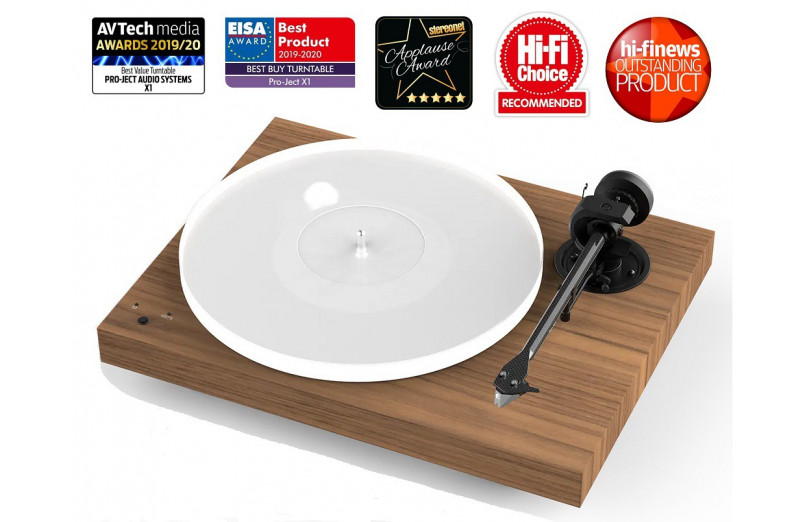PRO-JECT X1 PICK IT S2 TURNTABLE